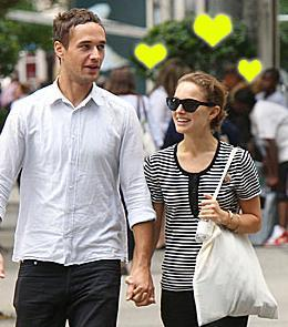 Natalie Portman, SÚPER-enamorada