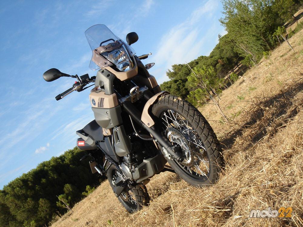 Foto de Yamaha XT660Z Tenere (1/27)