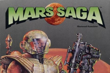 Mars Saga, de Westwood Associates