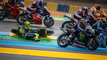 Rossi Le Mans Motogp 2020