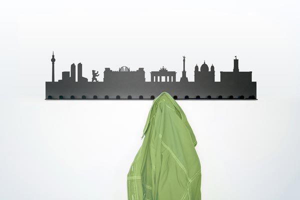 Foto de Colgadores inspirados en grandes ciudades (2/7)