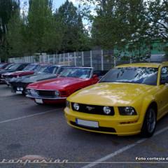 Foto 3 de 22 de la galería 4-cabalgada-de-mustangs-2010 en Motorpasión