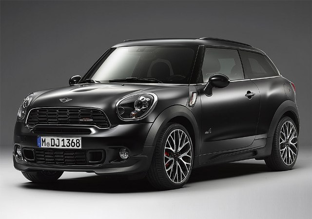 Foto de MINI JCW Paceman Dark Night Impression (1/8)
