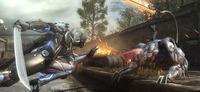 'Metal Gear Rising: Revengeance': un vistazo a las armas, los enemigos y el retorno de Gray Fox