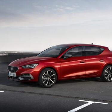 El nuevo SEAT León estrena versión híbrida enchufable con etiqueta CERO y más tecnología que nunca
