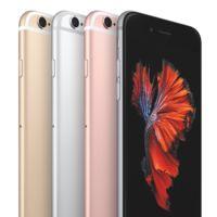 iPhone 6s: más megapíxeles para la cámara de un iPhone con pantalla sensible a la presión