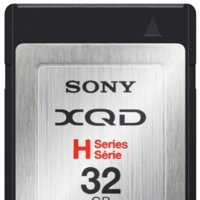 Tarjetas de memoria XQD de Sony de 16 y 32 GB y hasta 128 MB/s