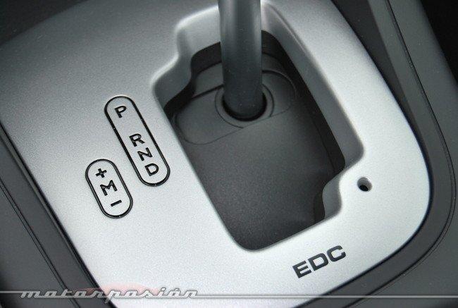 Caja de cambios EDC Renault