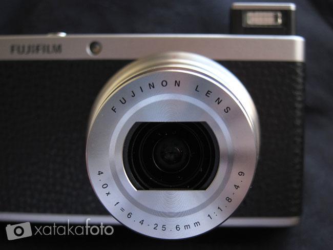 Fujifilm XF1 detalle zoom