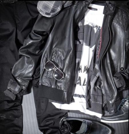 Las combinaciones de calle de Zara para esta Navidad, negro