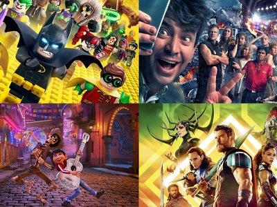 Las 14 películas más divertidas de 2017