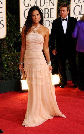 Looks de maquillaje en los Globos de Oro 2009