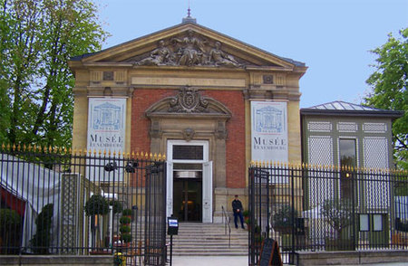 Cierra el Museo de Luxemburgo en Paris