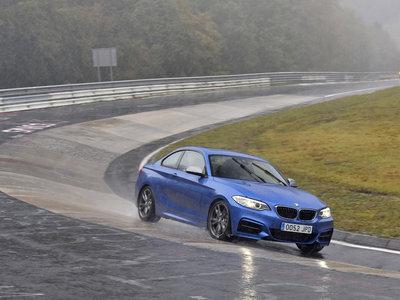 Nürburgring en BMW M: ven a conocer de cerca los peligros del Ring en mojado