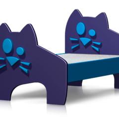 Foto 1 de 4 de la galería camas-infantiles-con-forma-de-animales en Decoesfera