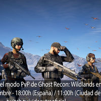 Streaming de la beta del modo PvP de Ghost Recon: Wildlands a las 18:00h (las 11:00h en Ciudad de México) [finalizado]