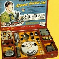 El kit científico para niños de la década de 1950 que contenía cuatro muestras de materiales radiactivos