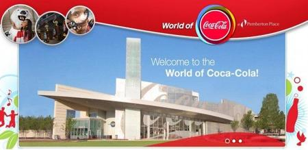 World of Coca-Cola, el museo de la bebida más famosa