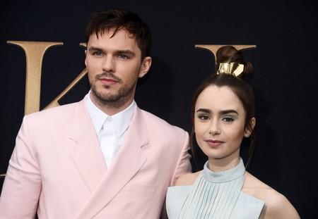 Nicholas Hoult vuelve a triunfar con un look de Dior Men en la alfombra roja