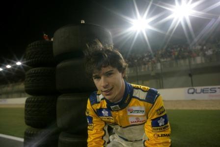Javi Villa disputará la GP2 con Super Nova
