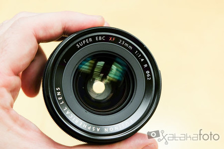 Fujinon 23 mm f/1.4