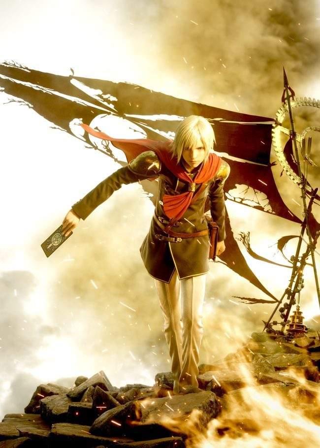 Final Fantasy Type 0 Hd Análisis
