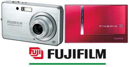 Fujifilm presenta dos nuevas compactas: FinePix J15fd y FinePix Z250fd