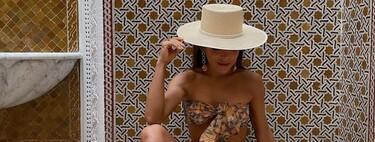 Sombreros y pamelas de playa para dar un toque chic a tus vacaciones