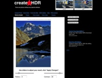 CreateHDR, aplica el efecto HDR online a tus imágenes