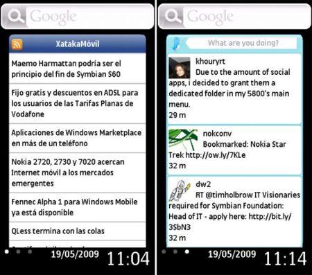 FlyScreen: la web en la pantalla de espera