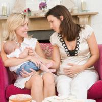 ¿Quieres ser el invitado perfecto? Decálogo para las visitas a los recién nacidos