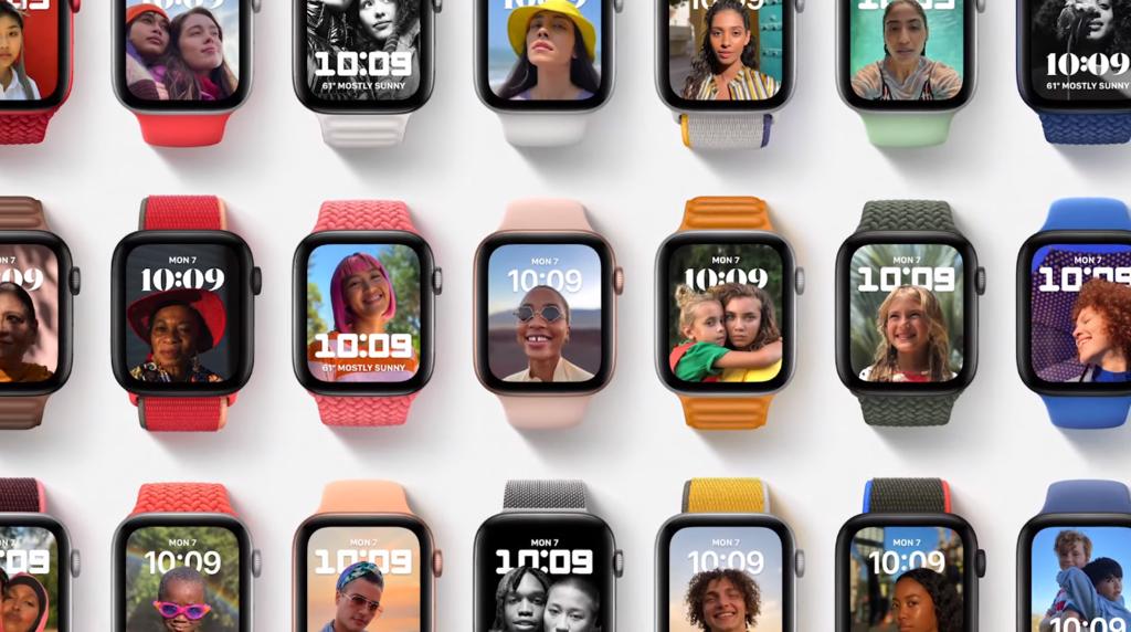 La quinta beta de watchOS 8 ya está disponible para desarrolladores
