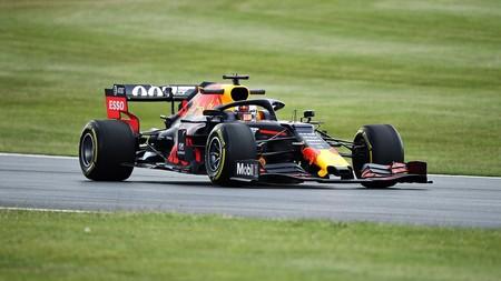 Verstappen Silverstone F1 2019