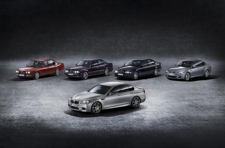 """El BMW M5 """"30 Jahre M5"""" costará en España 159.000 euros"""