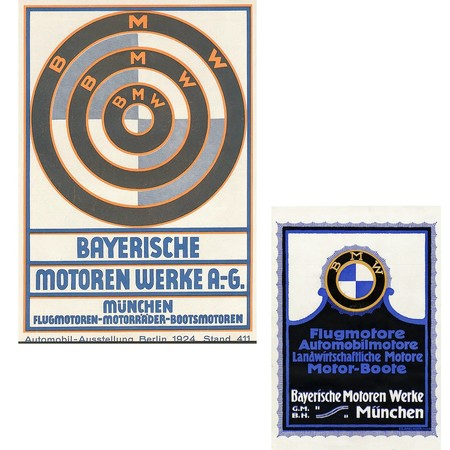 Logos Bmw Historia