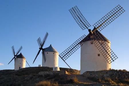 Ruta De Los Molinos Consuegra1