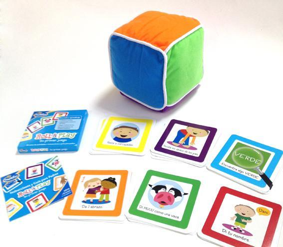Juego educativo Roll & Play