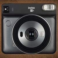 Fujifilm Instax Square SQ6, nuevo modelo de cámara instantánea analógica y de formato cuadrado