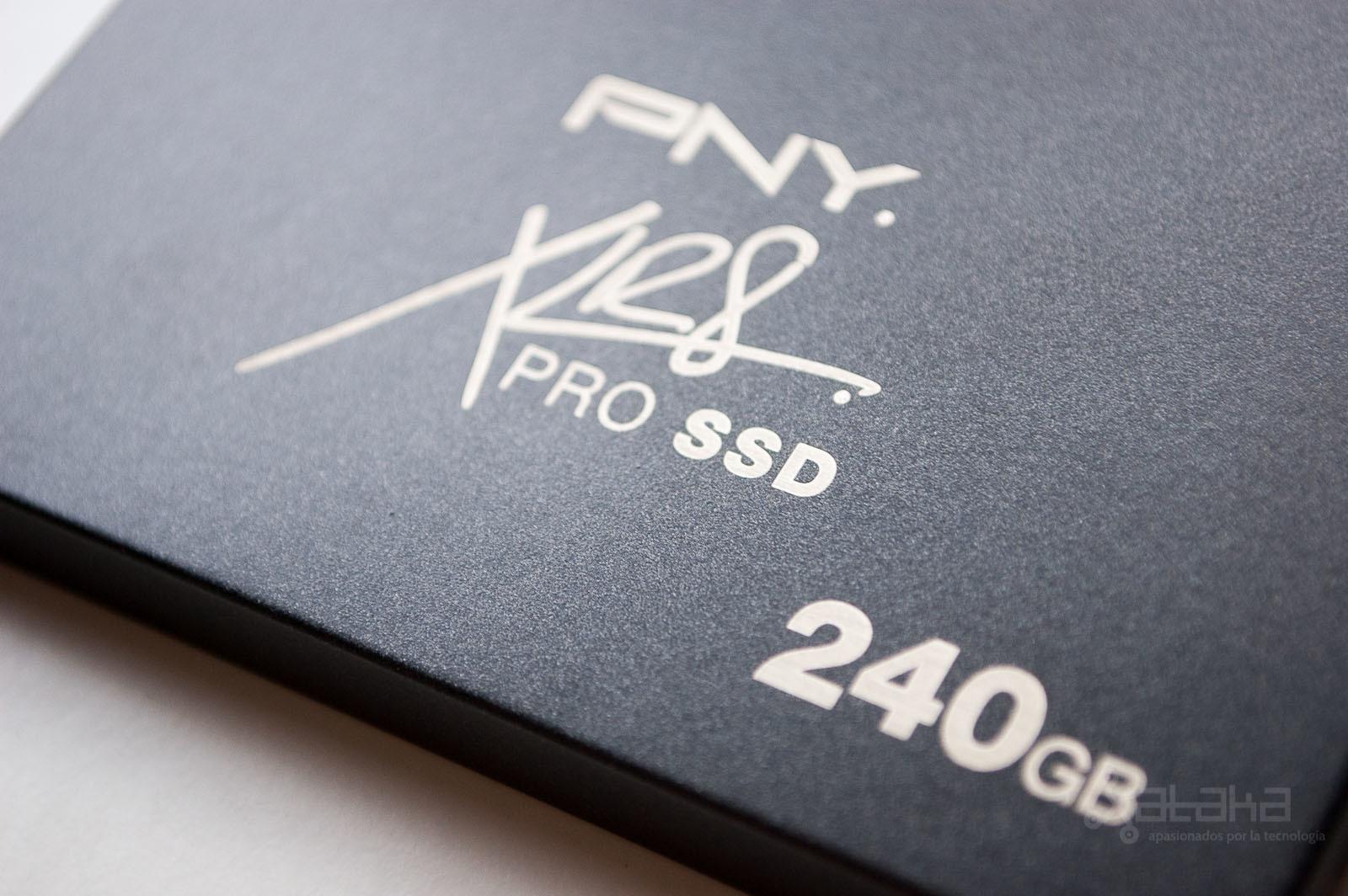 PNY XLR8 Pro SSD, análisis