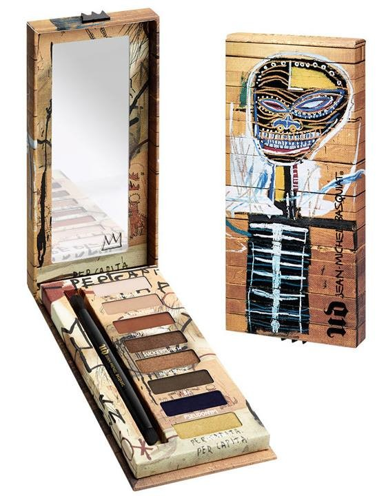 Urban Decay Summer 2017basquiat Collection