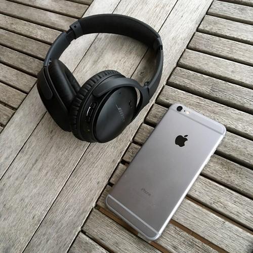 Bose QuiteComfort 35, un mes con unos de los mejores auriculares del mercado para el iPhone