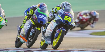 Fenati Tatay Doha Moto3 2021