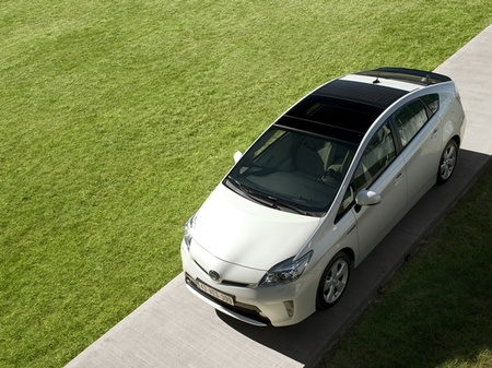 Cómo funciona el sistema IPA de estacionamiento automático del Toyota Prius