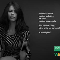 Foto 4 de 19 de la galería hoy-es-dia-internacional-de-la-mujer-y-benetton-lucha-por-la-igualdad-entre-hombres-y-mujeres en Trendencias