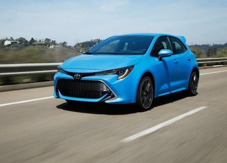 Toyota Corolla Hatchback 2019 Informacion Tecnica Y Fotos