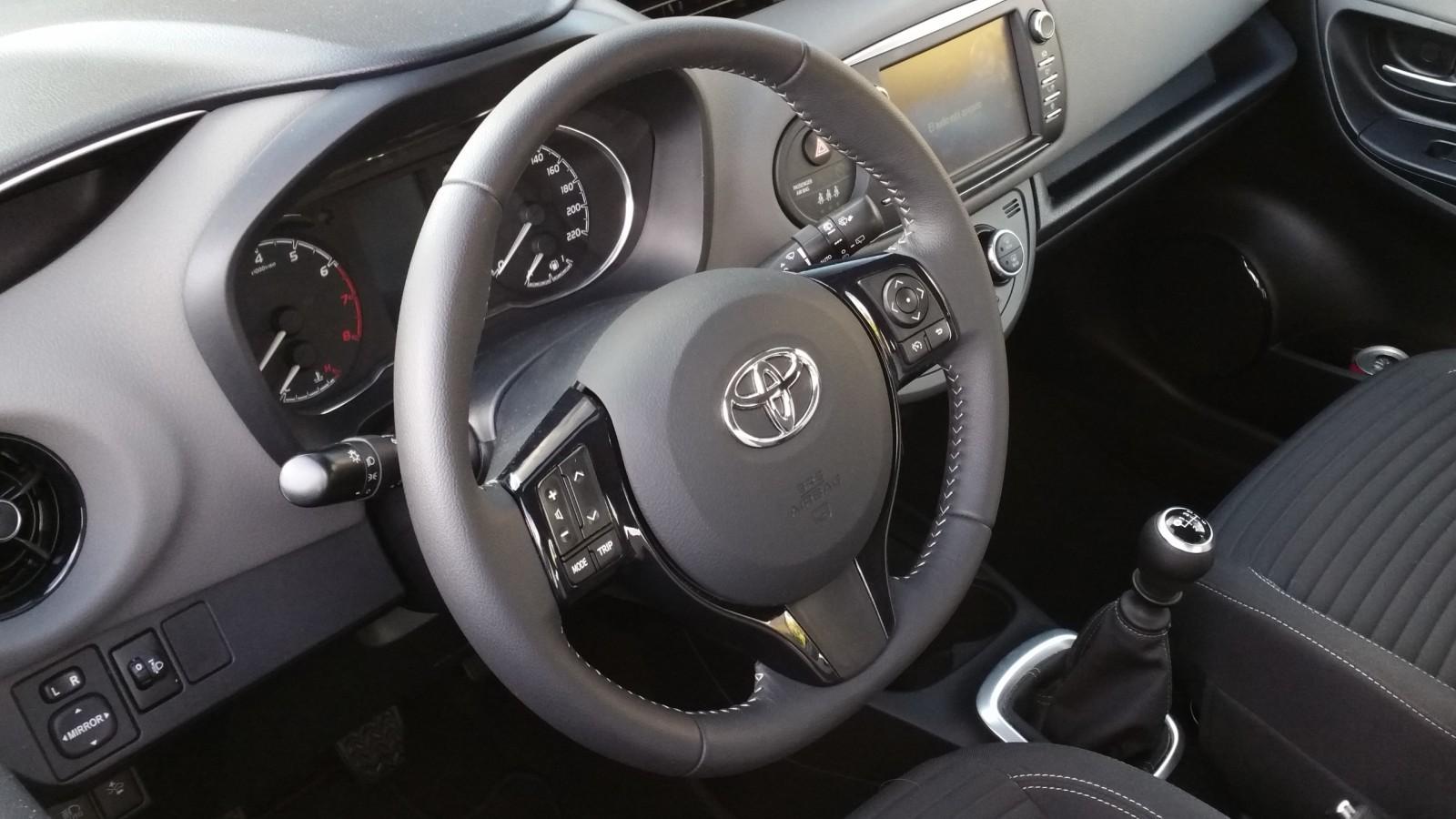 Foto de Probamos el Toyota Yaris 110. Porque no siempre es necesario tener un diésel-Interiores (1/26)