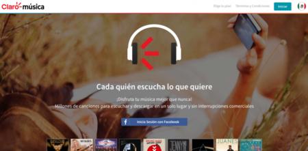Claromúsica, el nuevo servicio de música por streaming que llega a México