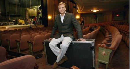 Aaron Sorkin prepara una serie para HBO