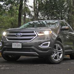 Foto 9 de 19 de la galería ford-edge en Motorpasión México