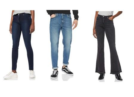 Pantalones vaqueros para hombre y mujer de la marca Lee por menos de 20 euros en Amazon